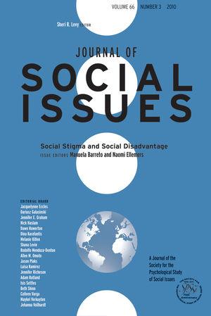 Social Stigma and Social Disadvantage