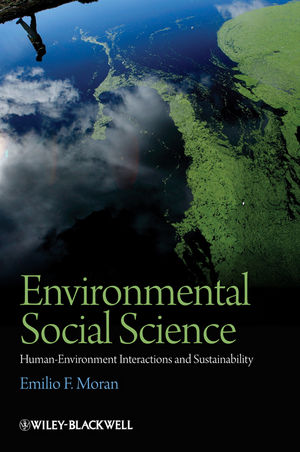Environmental Social Science: Human - Environment interactions and Sustainability (1444358278) cover image