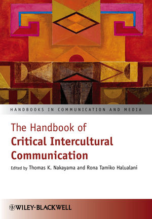 The Handbook of Critical Intercultural Communication (1444390678) cover image