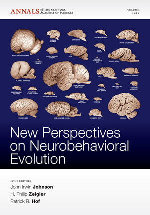 New Perspectives on Neurobehavioral Evolution, Volume 1225 (1573318078) cover image