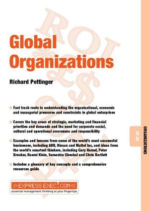 Global Organizations: Organizations 07.02