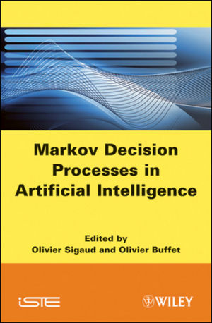 Markov Decision Processes in Artificial Intelligence (1848211678) cover image