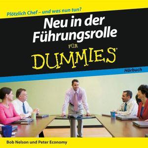 Neu in der Führungsrolle für Dummies Hörbuch