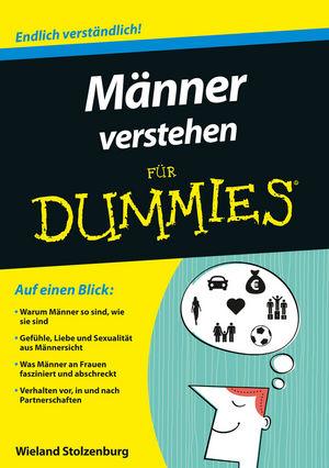 Männer verstehen für Dummies (3527801278) cover image