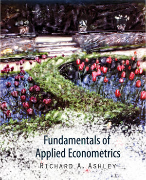 Fundamentals of Applied Econometrics (EHEP002078) cover image