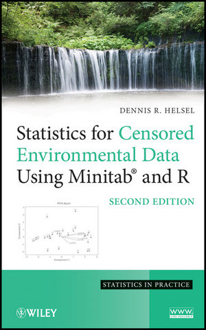 Statistics for Censored Environmental Data Using Minitab and R, 2nd Edition (EHEP002278) cover image