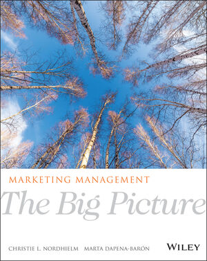 Marketing Management: The Big Picture (EHEP002878) cover image