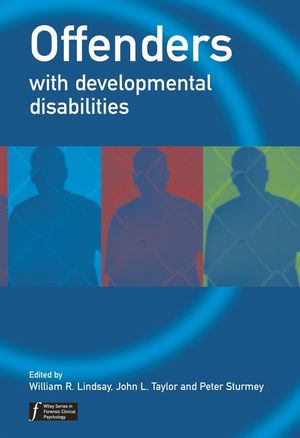 Offenders with Developmental Disabilities (0470020679) cover image