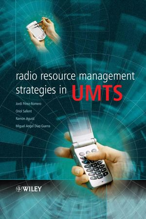 Radio Resource Management Strategies in UMTS (0470022779) cover image