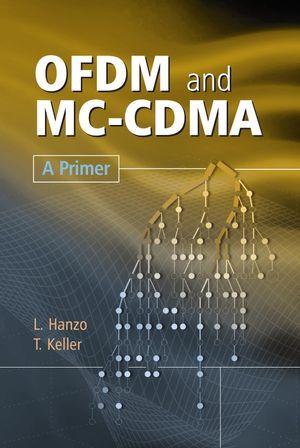 OFDM and MC-CDMA: A Primer (0470031379) cover image