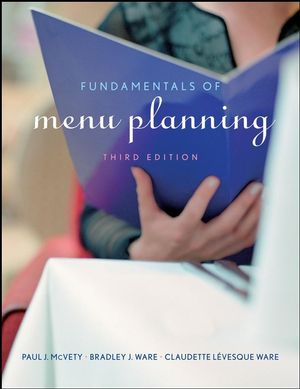 Fundamentals of Menu Planning, 3rd Edition