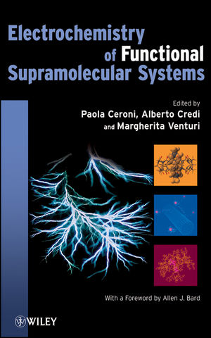 Electrochemistry of Functional Supramolecular Systems (0470255579) cover image
