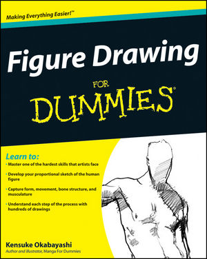 Figure Drawing For Dummies (0470465379) cover image