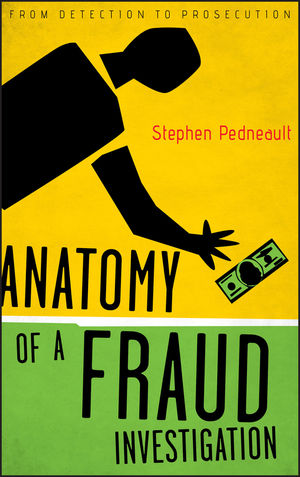 Anatomy of a Fraud Investigation (0470560479) cover image