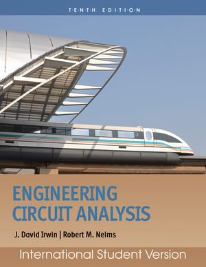 Engineering Circuit Analysis, 10th Edition International Student Version (0470873779) cover image