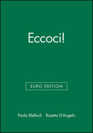 Eccoci!, Euro Edition