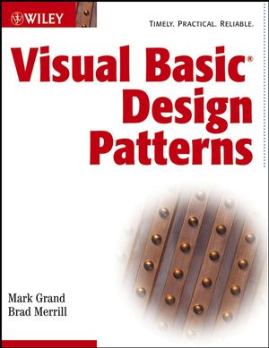 Visual Basic Design Patterns (0471749079) cover image