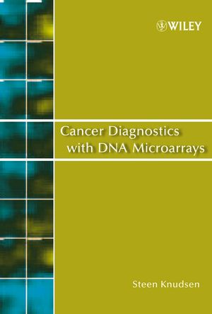 Cancer Diagnostics with DNA Microarrays (0471784079) cover image