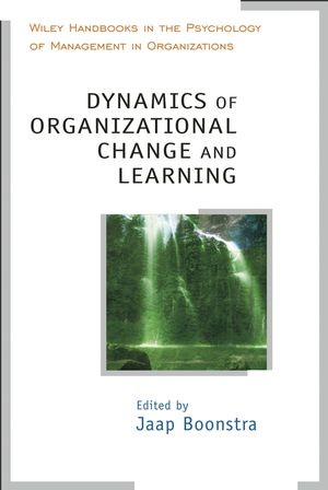 Dynamics of Organizational Change and Learning (0471877379) cover image