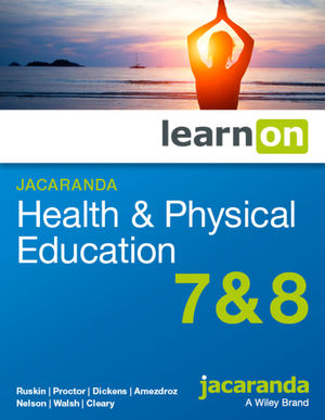LearnOn Health & Physical Education Year 7 & 8 (Online Purchase)