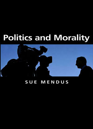 Politics and Morality  (0745629679) cover image