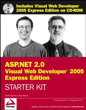 Wrox's ASP.NET 2.0 Visual Web Developer 2005 Express Edition Starter Kit