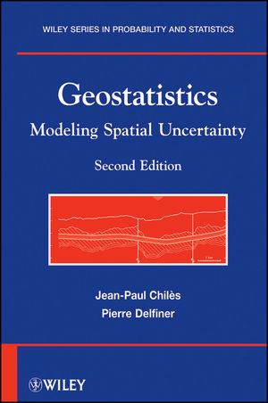Geostatistics: Modeling Spatial Uncertainty, 2nd Edition (1118136179) cover image