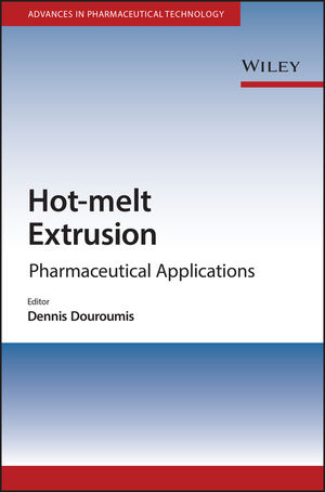 Hot-Melt Extrusion: Pharmaceutical Applications (1118307879) cover image