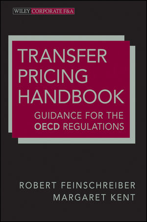 Transfer Pricing Handbook: Guidance for the OECD Regulations (1118376579) cover image