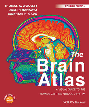 The Brain Atlas: A Visual Guide to the Human Central Nervous System, 4th Edition