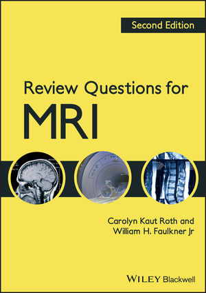 Review Questions for MRI, 2nd Edition (1118535979) cover image