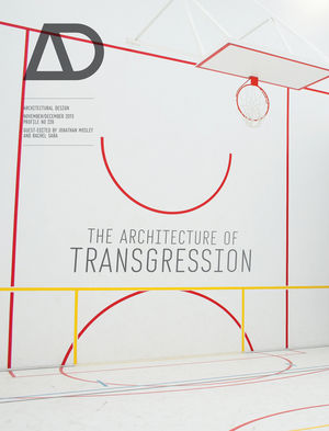 The Architecture of Transgression (1118759079) cover image