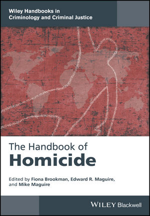 The Handbook of Homicide (1118924479) cover image