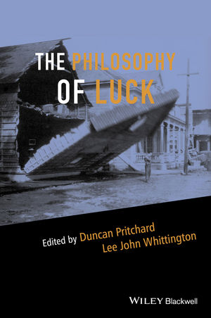 The Philosophy of Luck (1119030579) cover image