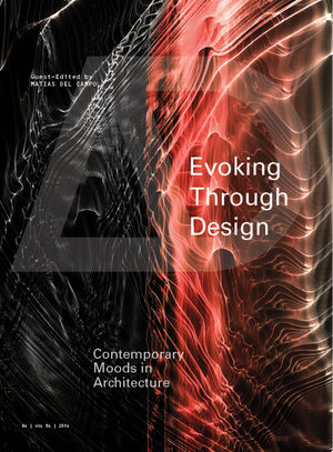 Evoking through Design: Contemporary Moods in Architecture (1119099579) cover image