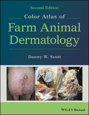 Color Atlas of Farm Animal Dermatology, 2nd Edition