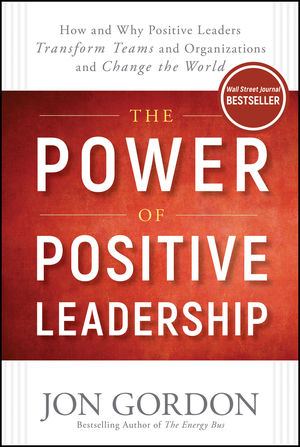 The Power of Positive Leadership: How and Why Positive Leaders Transform Teams and Organizations and Change the World (1119351979) cover image