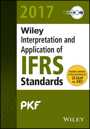 Wiley IFRS 2017: Interpretation and Application of IFRS Standards (1119360579) cover image