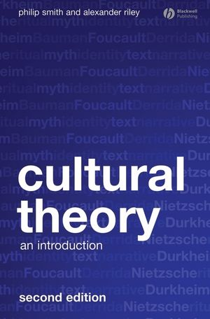 Cultural Theory: An Introduction, 2nd Edition (1405169079) cover image