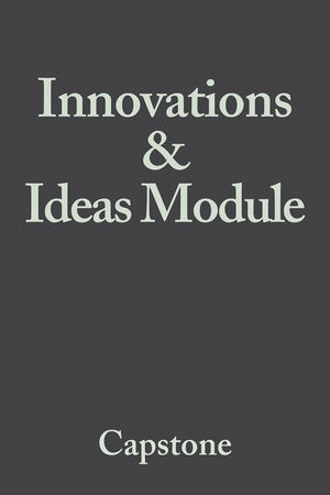 Innovations and Ideas Module