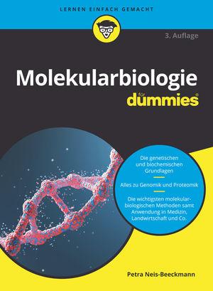 Molekularbiologie für Dummies, 3. Auflage
