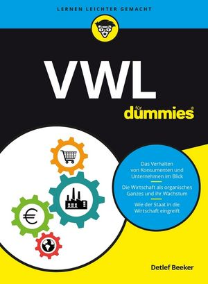 VWL für Dummies (3527808779) cover image