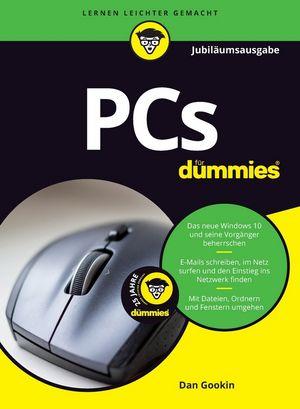 PCs für Dummies, 12. Auflage (3527811079) cover image