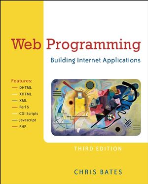 Web Programming: Building Internet Applications, 3rd Edition (EHEP000879) cover image