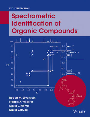 Spectrometric Identification of Organic Compounds, 8th Edition (EHEP001779) cover image