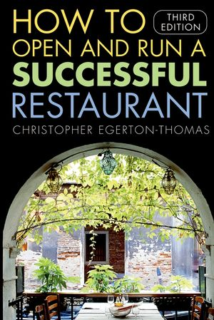 How to Open and Run a Successful Restaurant, 3rd Edition (EHEP002479) cover image