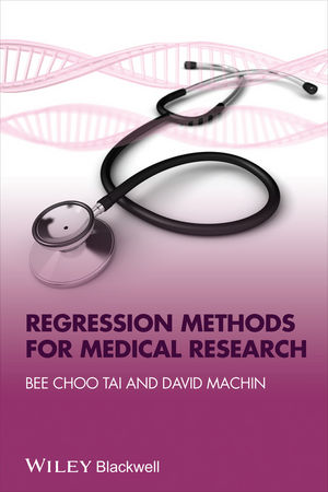 Regression Methods for Medical Research (EHEP003079) cover image