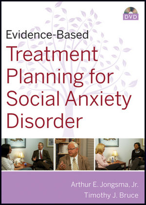 Evidence-Based Treatment Planning for Social Anxiety Disorder DVD