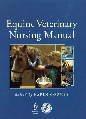 Equine Veterinary Nursing Manual (047068027X) cover image