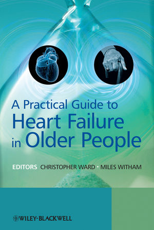 A Practical Guide to Heart Failure in Older People (047069517X) cover image
